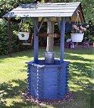 Brunnen Wasseradern